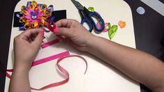 FLores sencillas para armar accesorios para el cabello paso a paso  329