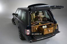 Holland & Holland Range Rover Shooter