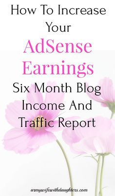 In the last seven months my blog income has increased steadily. In this post I talk about my income increase and how I've grown my blog.