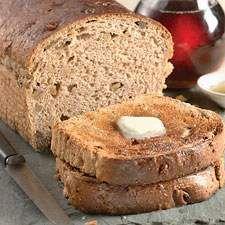 Maple-Walnut Oat Bread: King Arthur Flour