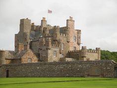 Castle of Mey , Highland, Scotland.