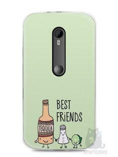 Capa Moto G3 Tequila, Sal e Limão - SmartCases - Acessórios para celulares e tablets :)