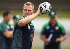 Luke Lewis from the Penrith Panthers