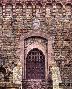 Castello Di Amorosa Winery doors. Certainly a place to visit while you're in the Napa Valley CA.  #castellodiamorosa #winecountry #napavalley #finewines #fineartphotography #finewine #visitnapavalley #wildcalifornia #castle #winery #californiawines #wonderful_places #medieval #winetour #door #instaart #picoftheday #nofilter #creative #galleryart #instamood #instagood #marslasar by marslasarstudio
