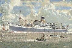 The City of Durban on the Thames by John S. Smith