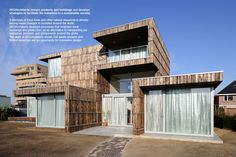 recycled materials architecture - Google 検索