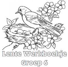 Lente Werkboekje Groep 6