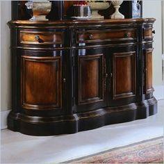 Buffet credenza hooker furniture beladora collection for Beladora bedroom set