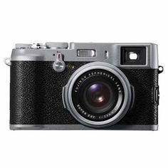 Fuji Finepix X100 Advanced Compact Kit | Fuji Digital Cameras |
