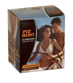 Piz Buin Sunband on Behance