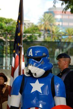 Captain Stormtrooper
