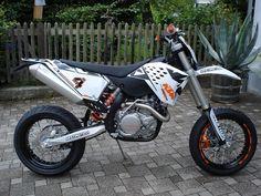 KTM EXC Supermoto
