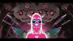 Show it 2 Me by Night Club is re-imagined as a trippy, psychedelic, neon-fueled VR music video by Titmouse at SXSW It's quite the ride. Vr Music, Dance Music, Music For You, Good Music, Metalocalypse, Music Channel, Music Promotion, Doll Head, Musical