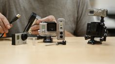 Upgrade photon cannons. GoPro gets a light companion.