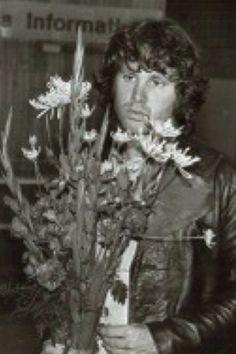 flowers from Jim Morison