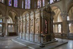 ✅ Tombeau de Saint-Remi - Basilique St Remi - Reims (51)