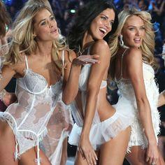 How to Get the Body of a Victoria's Secret Angel  - HarpersBAZAAR.com