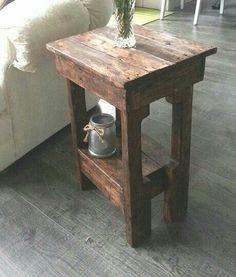 Lovely DIY Endtables