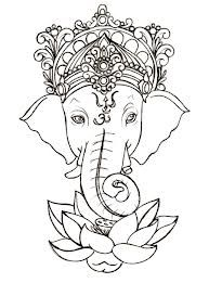 I like the crown on this one. Going in between full body and just head surrounded by lotus.