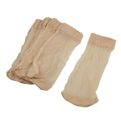 5 Pairs Beige Fitting Stretchy Sheer Socks for Laides -- More info could be found at the image url. (It is an affiliate link and I receive commission through sales) Cheap Socks, Patterned Socks, Funky Fashion, Hosiery, Stretch Fabric, Fashion Brands, Pairs, Beige, Pure Products