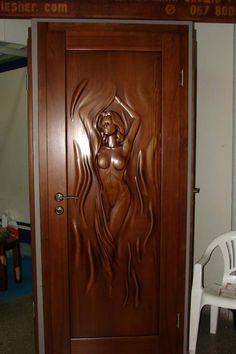 Купить Двери резные из благородных пород дерева
