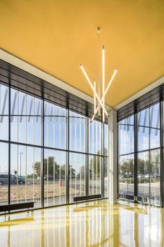 Innovative Office Building - La Licorne - Picture gallery