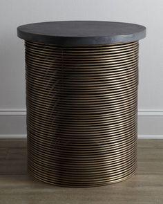 "home decor & interior design - ShopStyle: Neiman Marcus Arteriors ""Mallory"" Side Table"