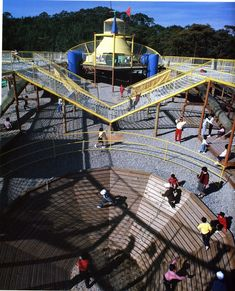 Mitsuru Senda : Architektur für Kinder