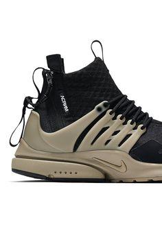 ACRONYM x NIKELAB AIR PRESTO MID #sneakernews #Sneakers #StreetStyle #Kicks
