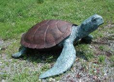 Sea Turtle Bronze