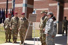 Lt Gen Stephen J Townsend Left Commanding General