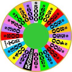 Wheel of Fortune - Season 26 - Round 4 - Rad van Fortuin (televisieprogramma) - Wikipedia