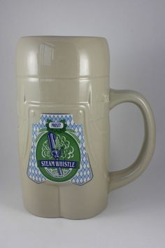 Candid Beer Stein Yes Im In Shape Funny Novelty Christmas Birthday Frosted Pint Glass Home & Garden