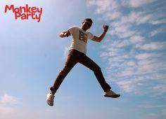 Viva la vida al maximo poniendote una Monkey Party !!!