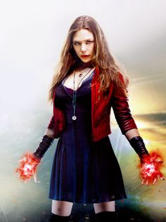 lemonpunch edit of Scarlet Witch