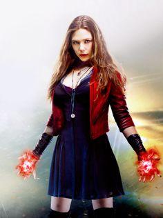 lemonpunch edit of Scarlet Witch