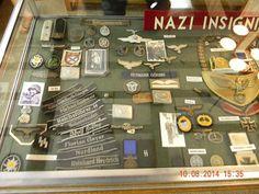 45th Infantry Division Museum Oklahoma City Oklahoma Nazi Insignia World War 2