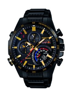This is the latest 'Edifice' watch the Casio Edifice x Infiniti Red Bull Racing.