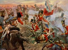 The French myth so dominates the modern battlefield of Waterloo that a casual visitor might suppose that Bonaparte had been the victor