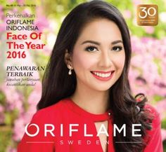 Catalog Oriflame Mei 2016 For order WA 0818-0369-8298