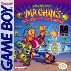 Nintendo Game Boy: Mr. Chin's Gourmet Paradise
