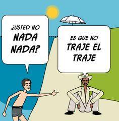 gerundios y participios chiste - Google Search | Memes español ...