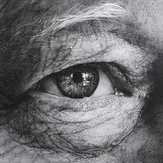 Armin Mersmann pencil drawing