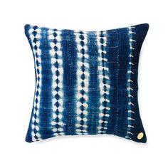 Indigo Pillow XXXV