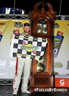 Win at Martinsville!