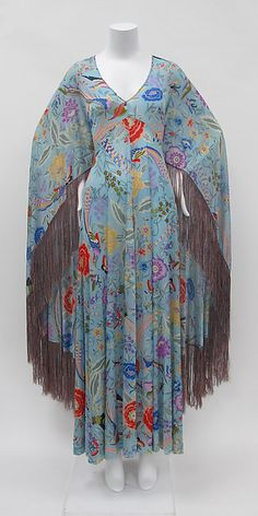 Dress, Missoni, early 1970s, Italian, synthetic