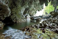 Caves at Chisec, Guatemala