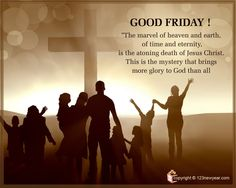 Good Friday Religious Quotes and Sayings
