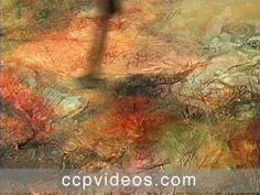 Acrylics: Textures and Layers by Jacqueline Sullivan