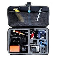 Neewer EVA Shockproof Carrying Case for Gopro